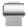 Duravit Karree Toilet Roll Holder - 0099551000 profile small image view 1