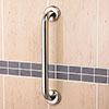 AKW Stainless Steel Straight Grab Rail profile small image view 1