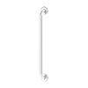 AKW Stainless Steel Grab Rail - White profile small image view 1