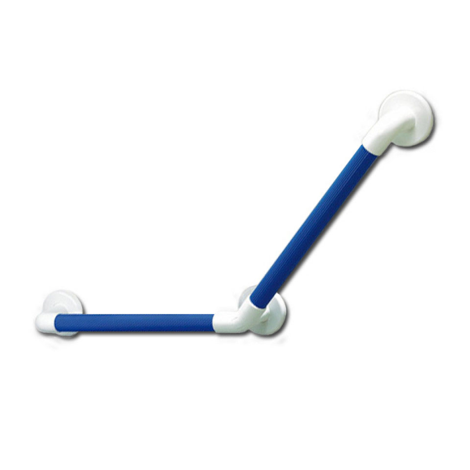 AKW 1400 Series 135° Blue Plastic Grab Rail