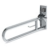 AKW Fold-Up Double Support Rail - Stainless Steel profile small image view 1