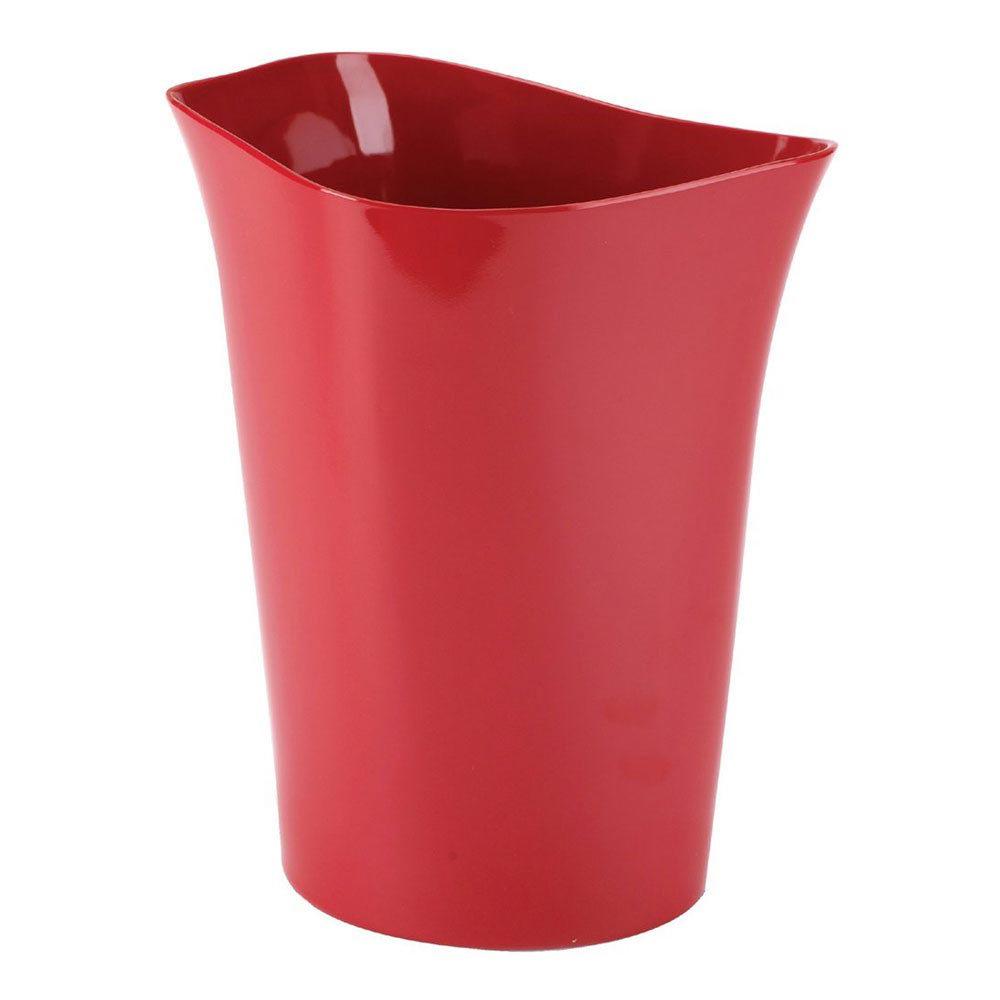 Umbra Orvino Waste Can - Red - 020345-505 Large Image