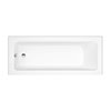 Roca The Gap 1700 x 750mm 0TH Single Ended Bath profile small image view 1