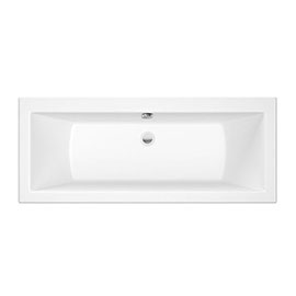 Roca The Gap 1700 x 700mm 0TH Double Ended Bath
