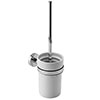 Bosa Wall Mounted Toilet Brush with Holder profile small image view 1