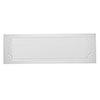 Tavistock Milton Front Bath Panel - White profile small image view 1