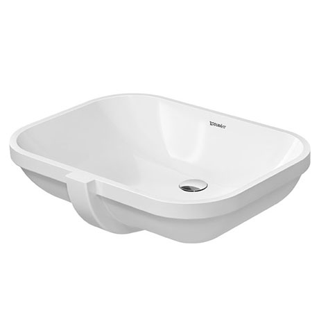 Duravit D-Code 560mm Under Counter Basin - 0338560000