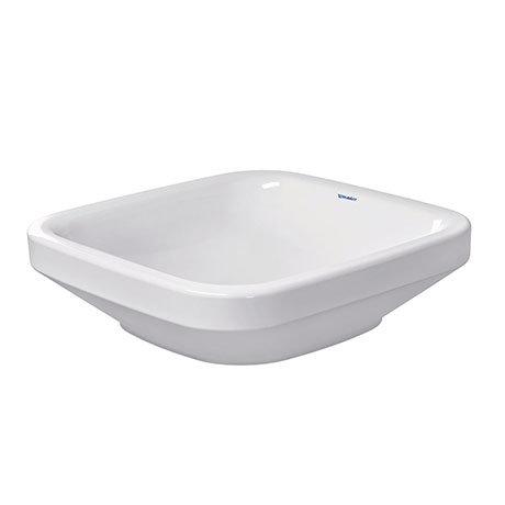 Duravit DuraStyle 430mm Counter Top Basin - 0349430000