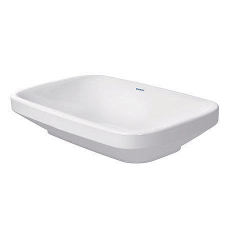 Duravit DuraStyle 600mm Counter Top Basin - 0349600000