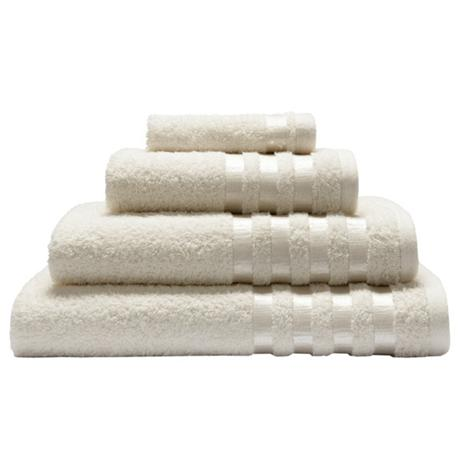 Catherine lansfield egyptian viscose towel cream for Bathroom accessories egypt