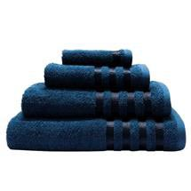 Catherine Lansfield - Egyptian Viscose Towel - Navy - Various Size Options Medium Image