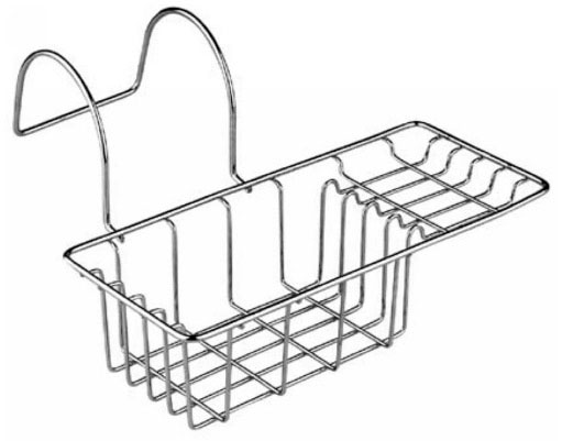 Omega Over Side Bath Rack - 0509117 Large Image