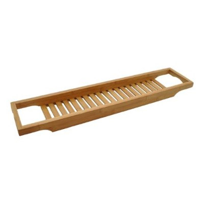Lloyd Pascal - Slim Bamboo Bath Rack - 053.63.089 Profile Large Image