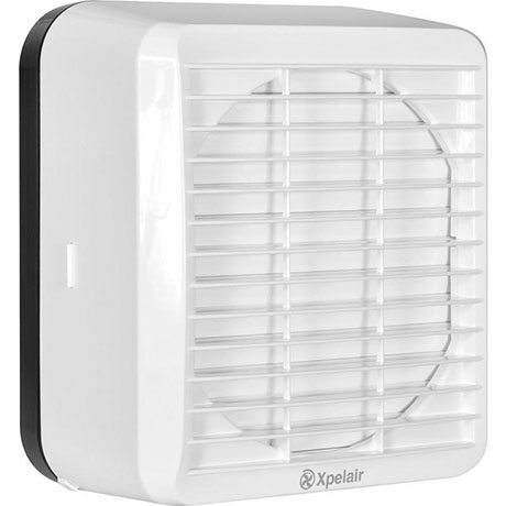 """Xpelair GXC6EC 6"""" Kitchen Extraction Fan - 071279"""