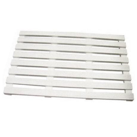 Lloyd Pascal - Wooden Duckboard - 560 x 360mm - White - 074.96.110