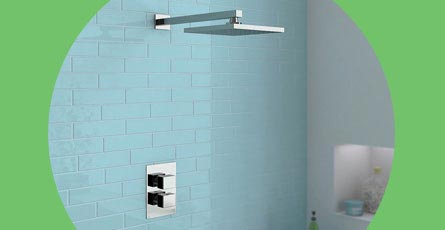 1 Outlet Shower System