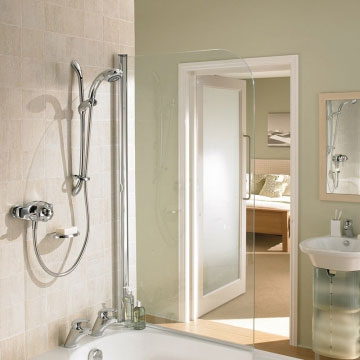 Mira - Excel EV Thermostatic Shower Mixer - Chrome - 1.1518.300 Standard Large Image