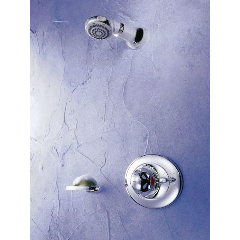 Mira - Excel BIR Thermostatic Shower Mixer - Chrome - 1.1518.307 profile large image view 3