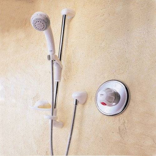 Mira - Combiforce 415 BIV Thermostatic Shower Mixer - 2 Colour Options profile large image view 4