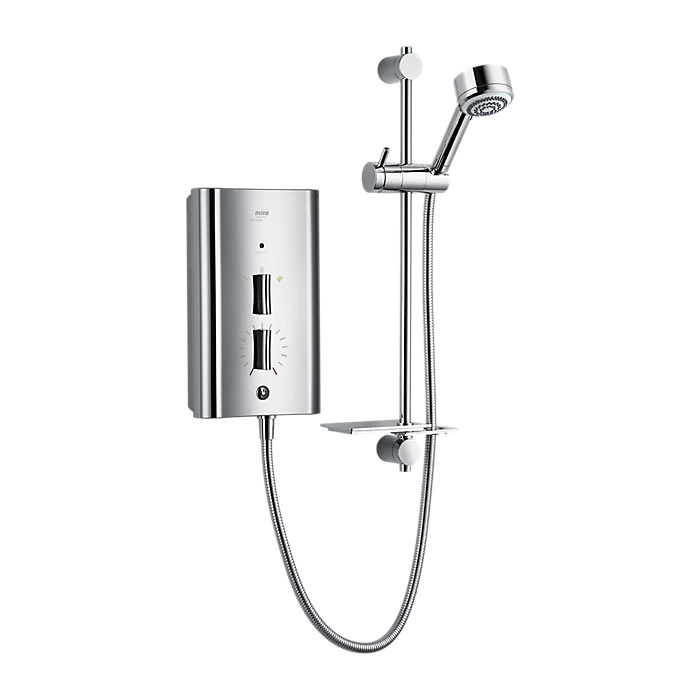 Mira Escape 9.8kw Thermostatic Electric Shower - Chrome | A Quick Guide To Mira Showers