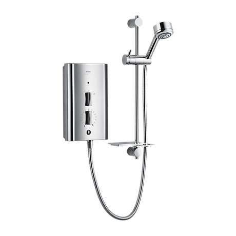 Mira - Escape 9.8kw Thermostatic Electric Shower - Chrome - 1.1563.011