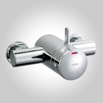 Mira - Select EV Thermostatic Shower Mixer - Chrome - 1.1592.005 Feature Large Image