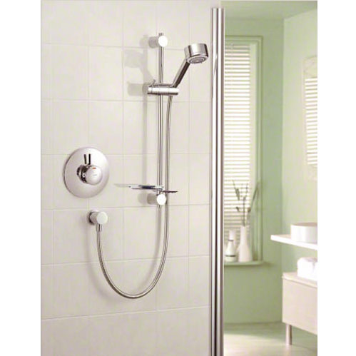 Mira - Select BIV Thermostatic Shower Mixer - Chrome - 1.1592.006 Standard Large Image