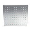 Mira Honesty 250mm Square Showerhead - 1.1605.286 profile small image view 1