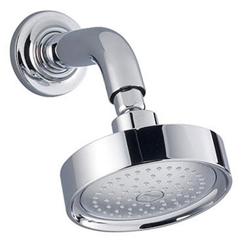 Mira - Silver BIR Thermostatic Shower Mixer - Chrome - 1.1628.003 profile large image view 2
