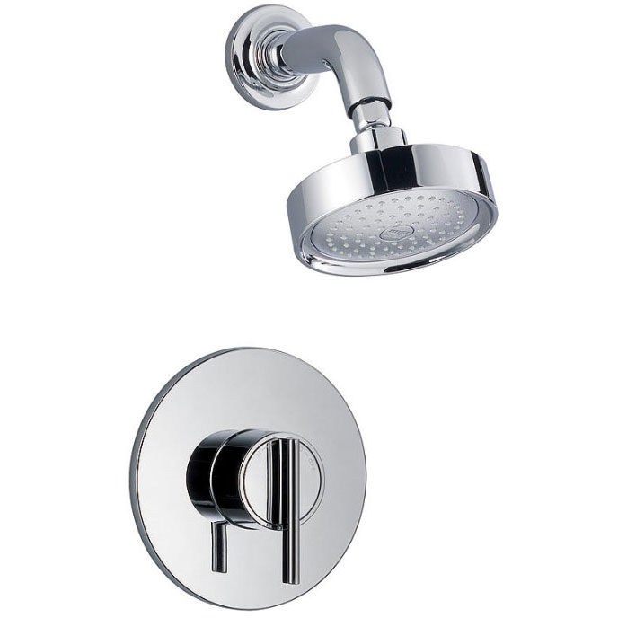 Mira - Silver BIR Thermostatic Shower Mixer - Chrome - 1.1628.003 Large Image