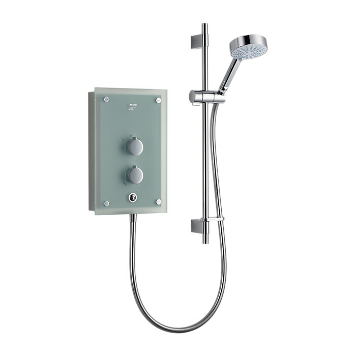 Mira Azora 9.8kw Thermostatic Electric Shower - Frosted Glass | A Quick Guide To Mira Showers