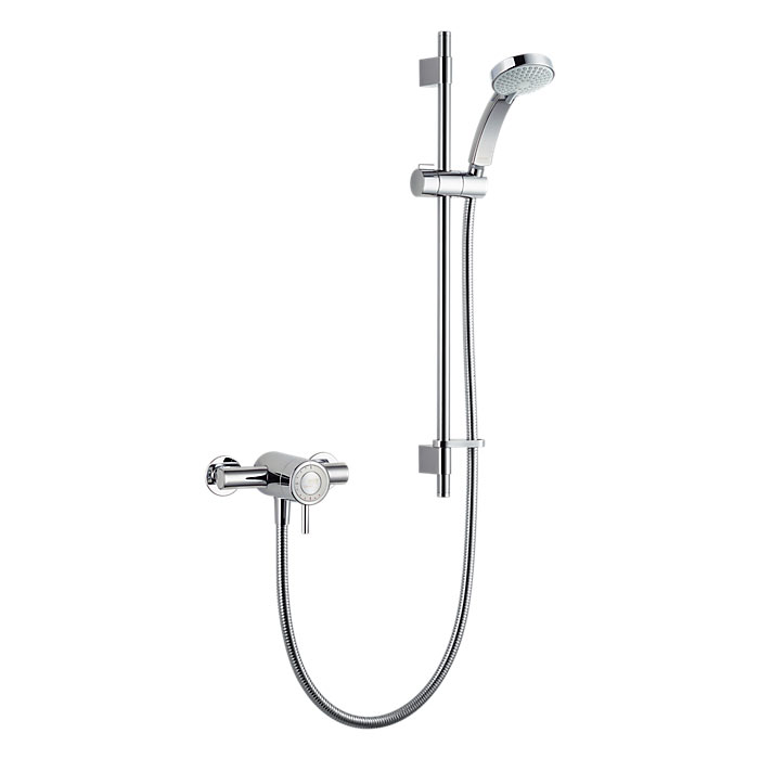 Mira Element EV Thermostatic Shower Mixer - Chrome | A Quick Guide To Mira Showers