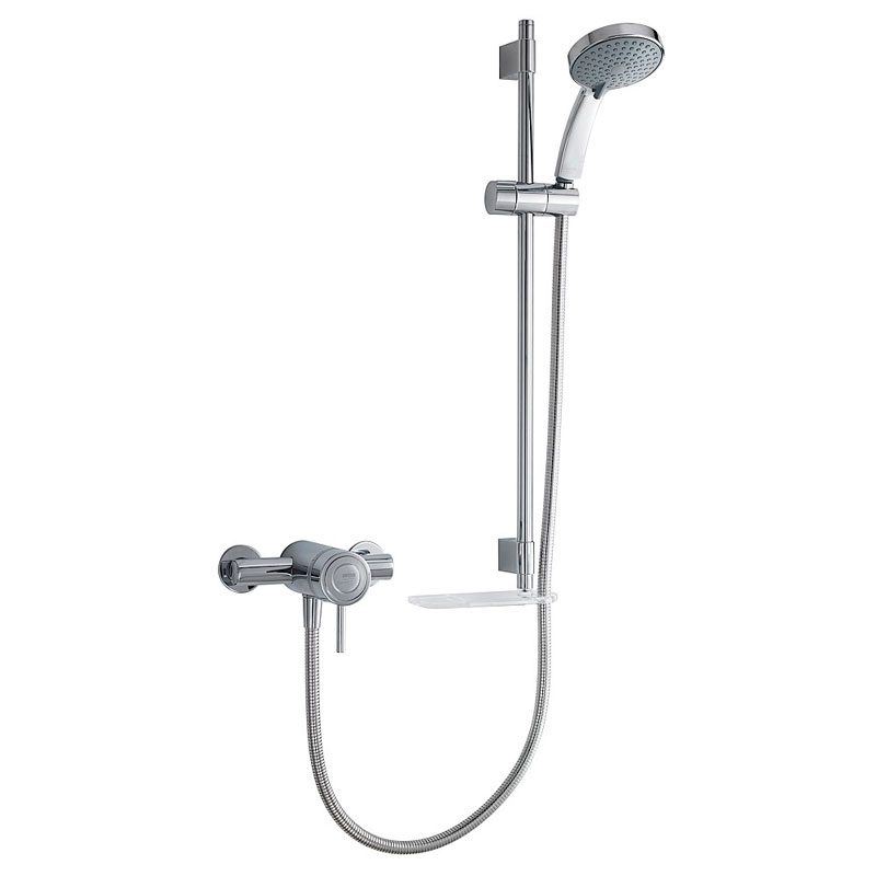 Mira - Element SLT EV Thermostatic Shower Mixer - Chrome - 1.1656.011 Large Image