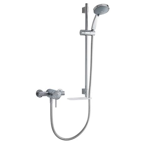 Mira - Element SLT EV Thermostatic Shower Mixer - Chrome - 1.1656.011