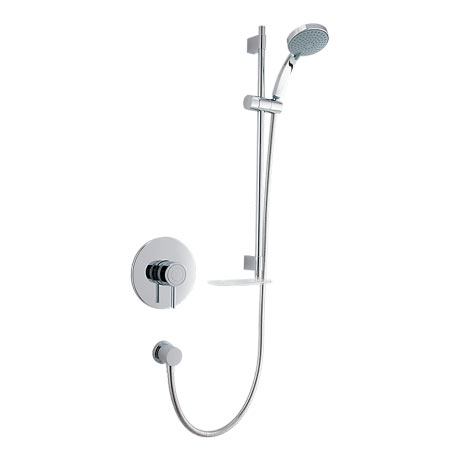 Mira - Element SLT BIV Thermostatic Shower Mixer - Chrome - 1.1656.012