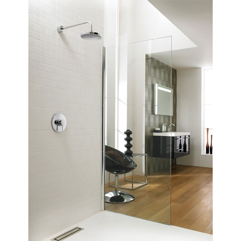 Mira - Element SLT BIR Thermostatic Shower Mixer - Chrome - 1.1656.013 profile large image view 4