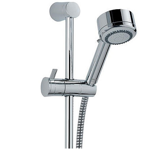 Mira - Miniduo BIV Thermostatic Shower Mixer - Chrome - 1.1663.008 profile large image view 3