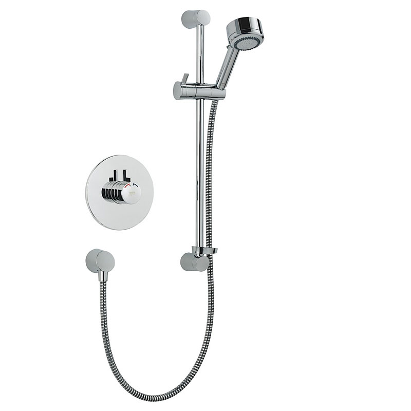 Mira Miniduo BIV Thermostatic Shower Mixer - Chrome | A Quick Guide To Mira Showers