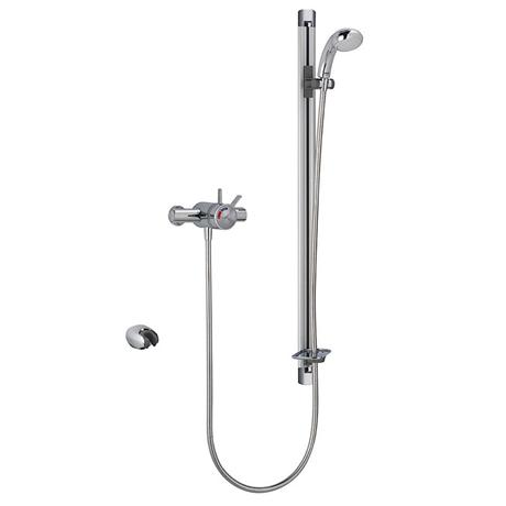 Mira - Select EV Flex Thermostatic Shower Mixer - Chrome - 1.1679.001