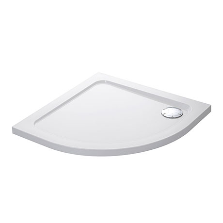 Mira Flight Low Quadrant Shower Tray
