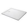 Mira Flight Safe Low Anti-Slip Rectangular Shower Tray profile small image view 1