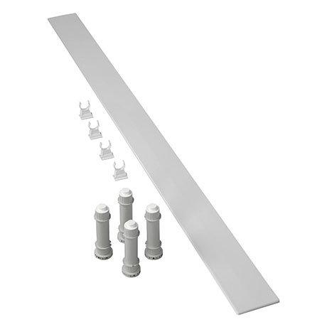 Mira Flight Low Riser Conversion Kit for 1000mm Quadrant Trays