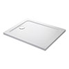 Mira Flight Low Rectangular Shower Tray profile small image view 1