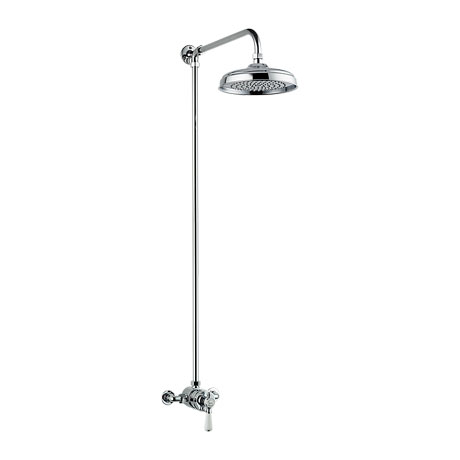 Mira - Realm ER Traditional Thermostatic Shower Mixer - Chrome - 1.1735.001