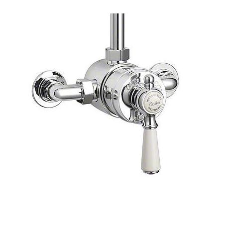 Mira realm erd traditional thermostatic shower mixer for Chatsworth bathroom faucet parts