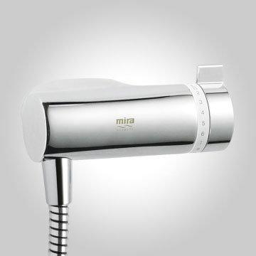 Mira - Agile S EV Eco Thermostatic Shower Mixer - Chrome - 1.1736.400 profile large image view 3