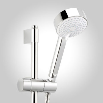 Mira - Agile EV Thermostatic Shower Mixer - Chrome - 1.1736.402 profile large image view 2