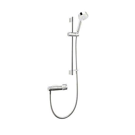 Mira - Agile EV Thermostatic Shower Mixer - Chrome - 1.1736.402