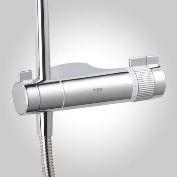 Mira - Agile ERD Thermostatic Shower Mixer - Chrome - 1.1736.403 profile large image view 3