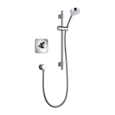 Mira - Adept BIV Thermostatic Shower Mixer - Chrome - 1.1736.404